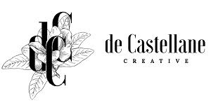 de Castellane Creative logo